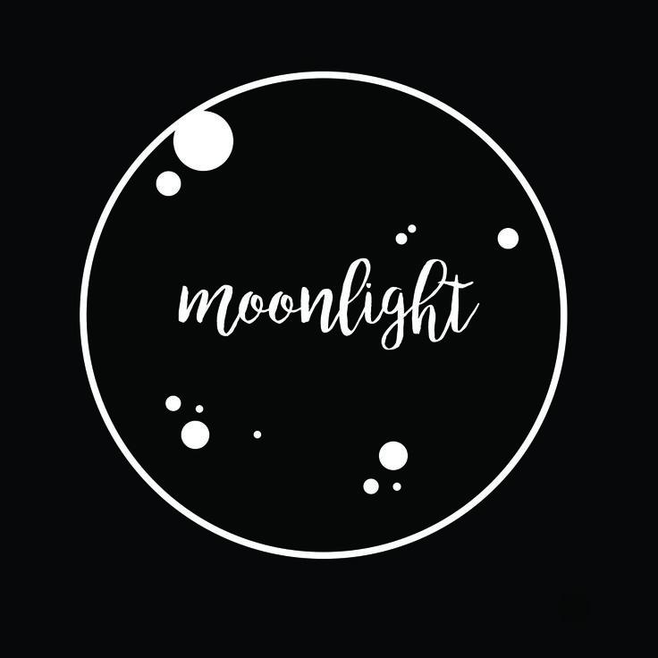 moonlight logo design by KikaCreative