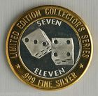 Grand Casino Seven Eleven .999 Silver Strike, Biloxi, MS Casino Token - http://collectibles.goshoppins.com/casino/grand-casino-seven-eleven-999-silver-strike-biloxi-ms-casino-token/