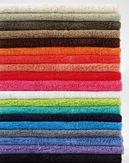 Χαλάκι μπάνιου FIELDCREST Superior μονόχρωμο 100% βαμβάκι πενιέ - FIELDCREST Superior Solid Bath Rug 100% cotton