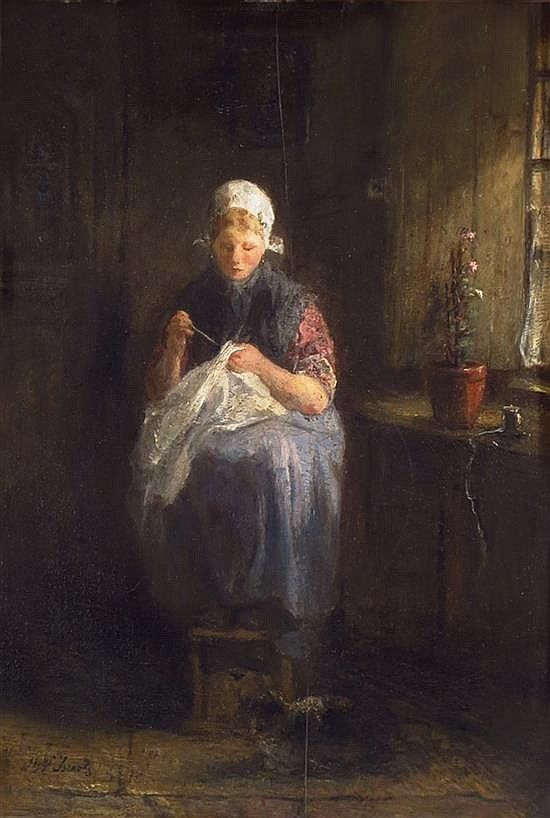 **Jozef Israels 1824-191