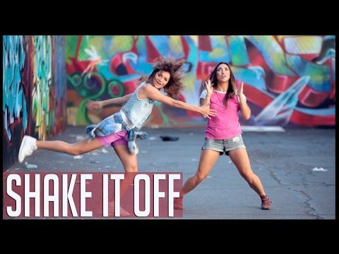 ▶ Taylor Swift - Shake It Off (Alex G & Alyson Stoner Cover) - YouTube. This version is definitely a win. <3 the bridge
