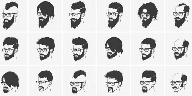 hair type chart ideas