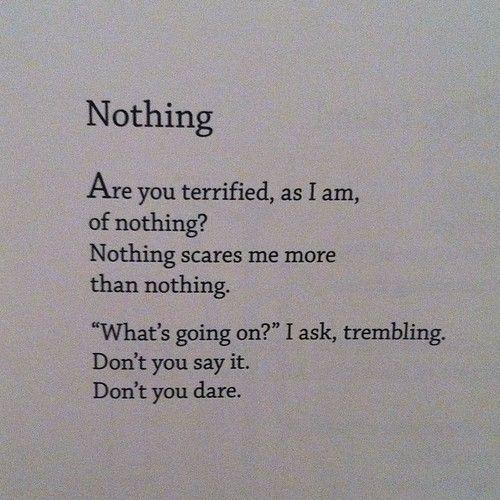 Nothing by Bo Burnham