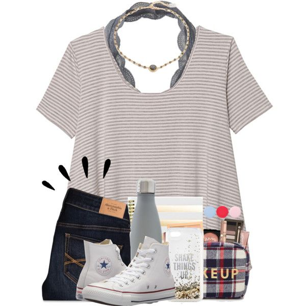 A fashion look from February 2018 featuring Olive + Oak t-shirts, Abercrombie & Fitch jeans and Aéropostale bras. Browse and shop related looks.