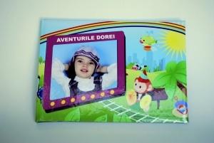 Cadouri cu fotografii: fotocarte cu copii