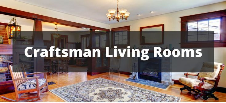 Best 25 craftsman living rooms ideas on pinterest craftsman home interiors craftsman love for Craftsman living room decorating ideas