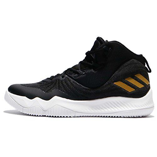 best loved b5bd4 78196 adidas Mens D Rose Dominate III BLACKGOLD METWHITE 8 M US  BEST VALUE  BUY on Amazon AdidasFashion