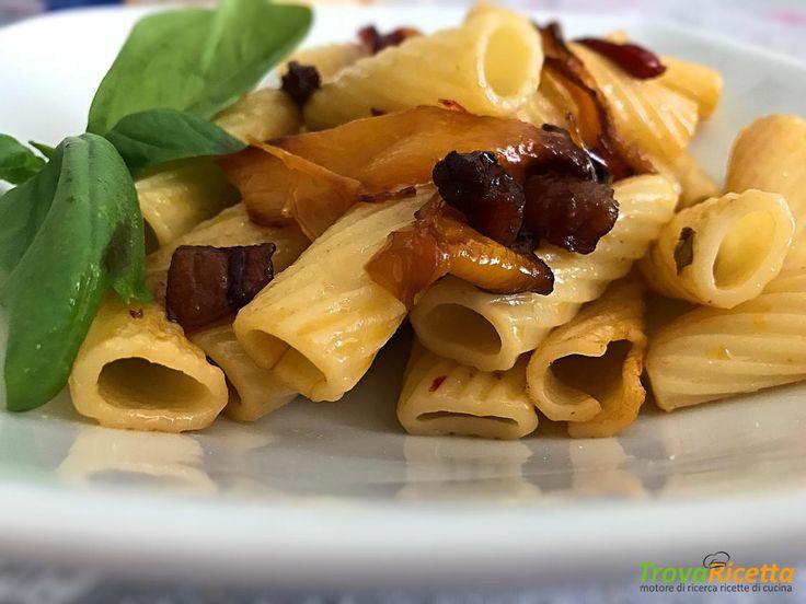 Pasta ai peperoni alla ligure – Rivisitata con peperone di carmagnola  #ricette #food #recipes