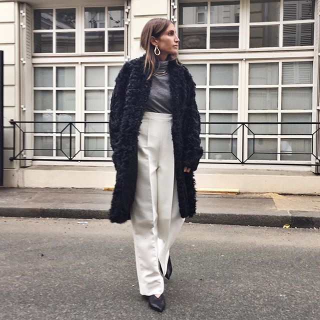 I have this thing with pandas  -  -  #frenchstyle#parisienne#parisianstyle#style#mode#fashion#look#instalook#instafashion#instamode#instastyle#styleinspiration#influencer#fashioninfluencer#instagramers#fashionconsultant#goodvibesonly#streetstyle#fashiondiaries#paris#ellery#ellerycoat#ports1961#celineshoes#louloudesaison