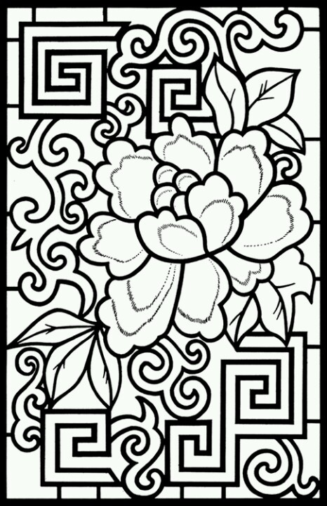 Find This Pin And More On Colouring In By Theresafredrik