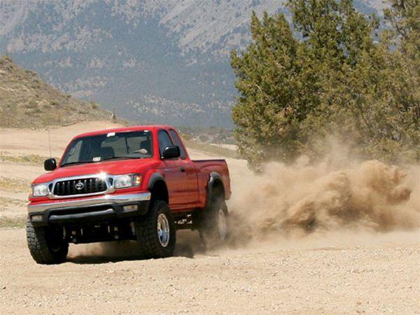Pro Comp Suspensions Toyota Tacoma Lift Kit - 4-Wheel & Off-Road ...