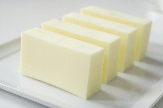 Lemon Poundcake Soap. Sounds so delicious I might accidentally eat it.