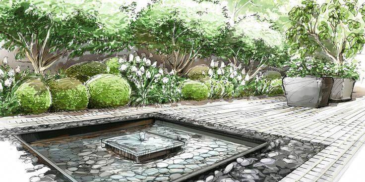 Landscape Gardening Doncaster Landscape Architecture Design Sketches Landscape Design Drawings Landscape Architecture Drawing Landscape Design