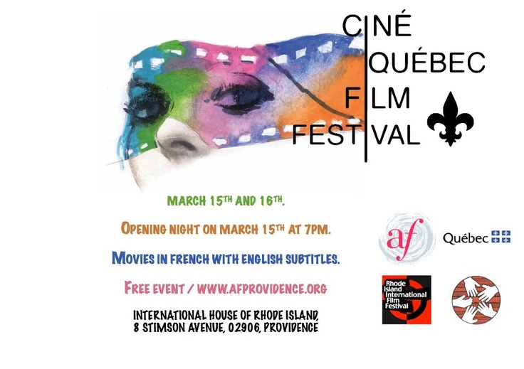 Cine Quebec Film Festival at the Alliance Française.