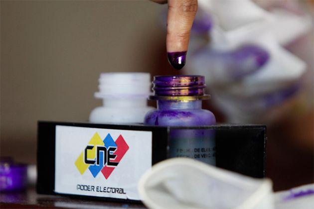 CNE aprobó la no utilización de tinta indeleble para elecciones de la ANC