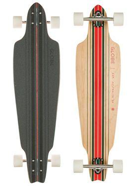 Globe Prowler Complete longboard