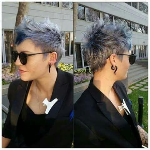 Grey shade minx