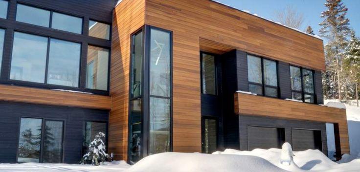 Plancher en bois escalier en bois rev tement ext rieur for Plancher pour balcon exterieur