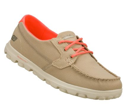 These shoes are awesome!! So comfy!!    Buy SKECHERS Women's Skechers On The GO - Unite Boat Shoes only $65.00