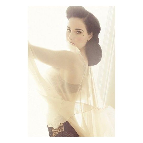 Dita Von Teese for Target Von Follies Lingerie Collection Spring 2012 Photo 1, found on #polyvore. #backgrounds