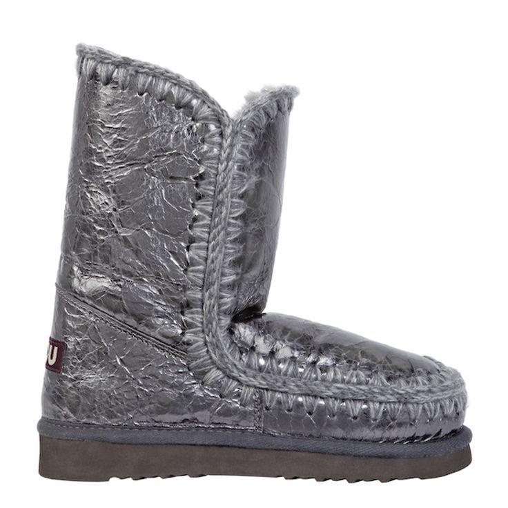 Eskimo special edition Mou boots #mou
