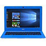 Acer Aspire One AO1-131-C726  Notebook (Blue/White)