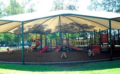 Central Gardens Nature Reserve is a large family friendly park offering a combination of picnic areas, playgrounds, bushland, bird and animal enclosures, and playing fields. It is located in Merrylands, bordered by Merrylands Road, the Cumberland Highway and Paton Street.