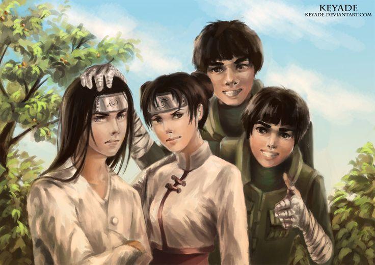 Team Gai - KaChing by Keyade on deviantART