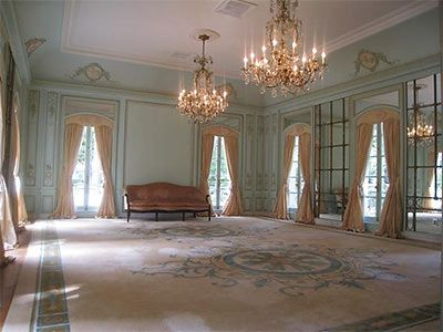 French Palace Interior Design Interior Estate Of Jerry