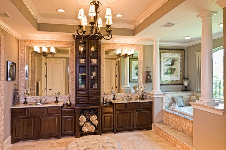Toll Brothers Mckinley Mediterranean Sterling Ridge At The Woodlands The Woodlands Texas