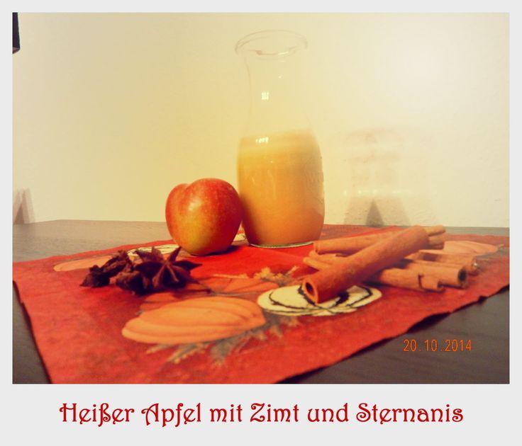 Fräulein Müller kocht - Heißer Apfel mit Zimt - Lecker für den Herbst/ Winter