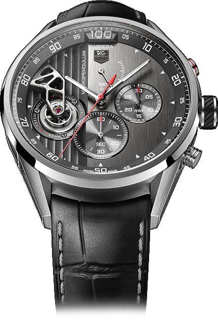Mikropendulum watch | TAG Heuer