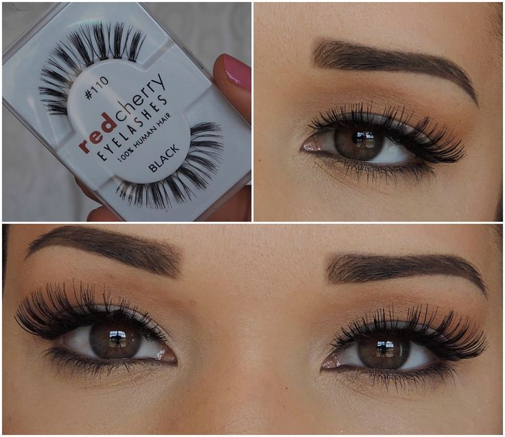 Red Cherry Lashes | #110 - Molla