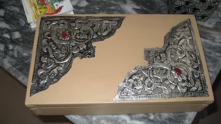 Foil Art Craft | aluminium foil craft ideas - Home Garden Decor & Handicrafts - Khana ...