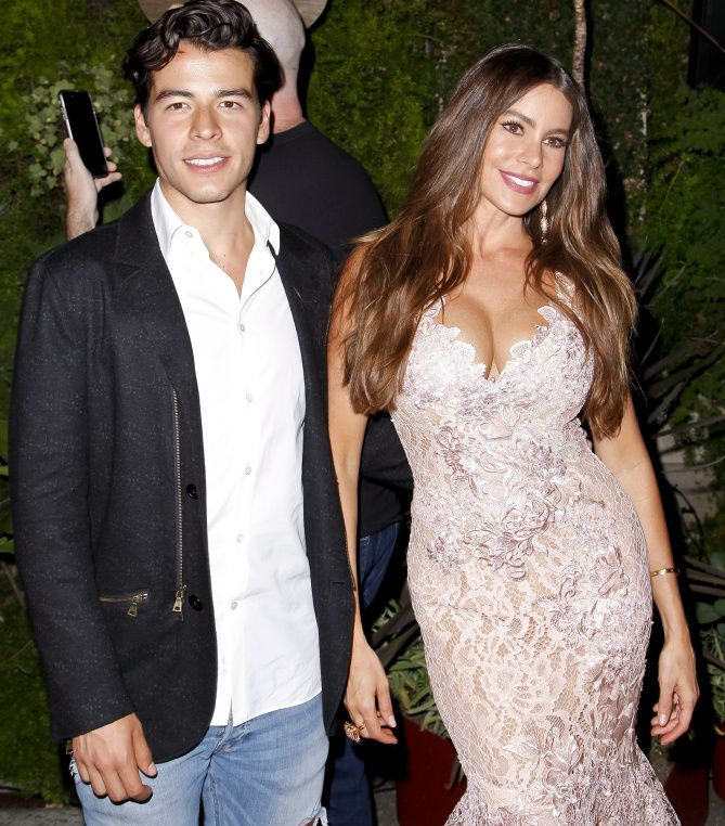 Star Tracks: Tuesday, June 27, 2017FAMILY AFFAIR Sofia Vergara and her son, Manolo, step out on Monday for the Raze launch party in L.A