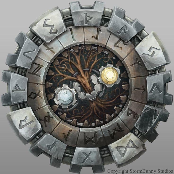 Rune-strology, Terry Maranda
