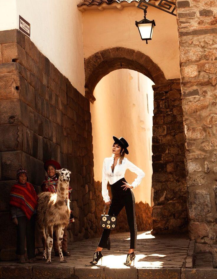 Moda  en Cusco