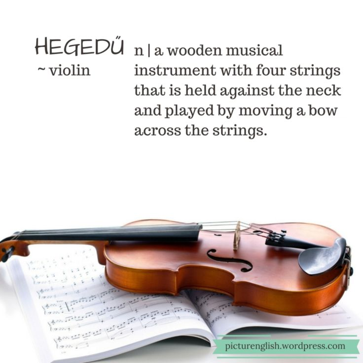Violin / Hegedű