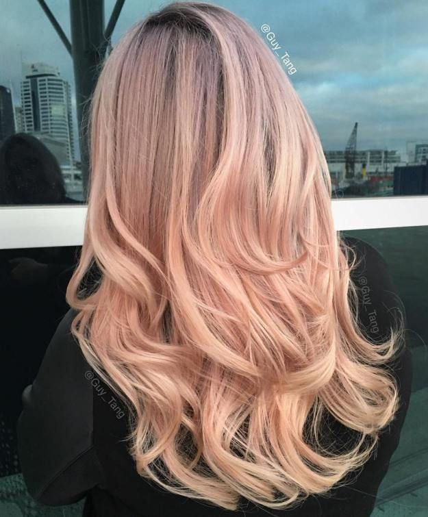 Curly Layered Hairstyle For Long Thick Hair