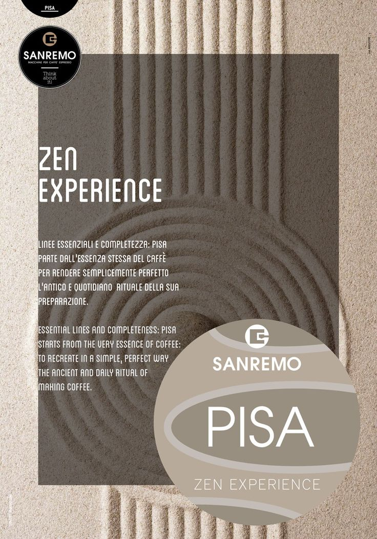 Sanremo Pisa catalogue cover