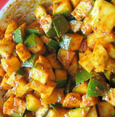 Awesome Cuisine gives you a simple and tasty Vendhaya Mango Recipe. Try this Vendhaya Mango recipe and share your experience.