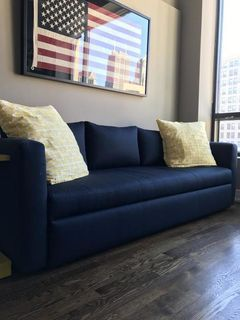 The Oxford Pop Up Platform Sleeper Sofa Has Clean, Modern Styling Youu0027ll  Love In Any Room, Plus It Offers You Four Ways To Lounge. Use It As A Sofa,  ...