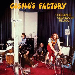 Creedence Clearwater Revival - Cosmos Factory (1970)