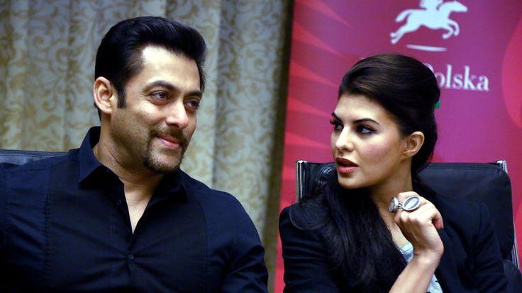 Salman Khan & Jacqueline Fernandez