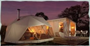 Sawday's Canopy & Stars - must do one of trips soon.