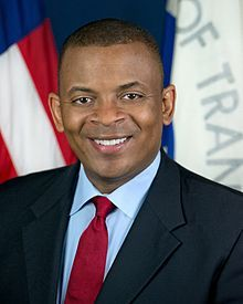 Anthony Foxx, 17th United States Secretary of the Interior.