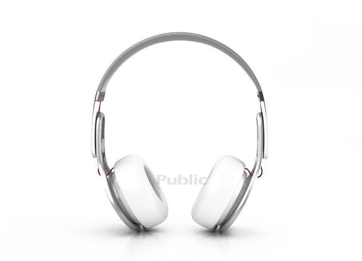Ακουστικά Κεφαλής Beats Mixr by Dr.Dre Λευκό   Public