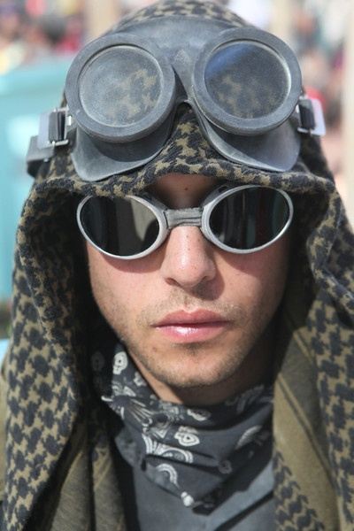 goggle man  17 Best images about goggle goggle on Pinterest