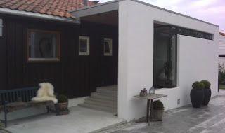 Vanlig Block Watne-hus fra 60-tallet med nye funkisløsninger