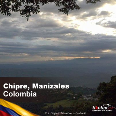 Chipre-Manizales Colombia